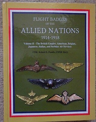Flight Badges of the Allied Nations, 1914-1918: Volume I