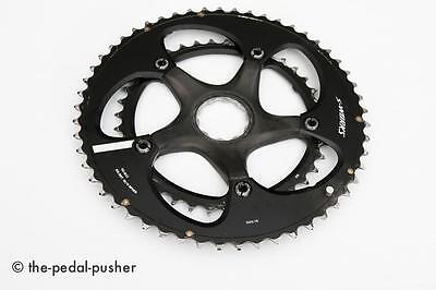 Specialized S-WORKS 53/39 Road Bike Chainrings-Rings-130BCD-Carbon Spider-Black
