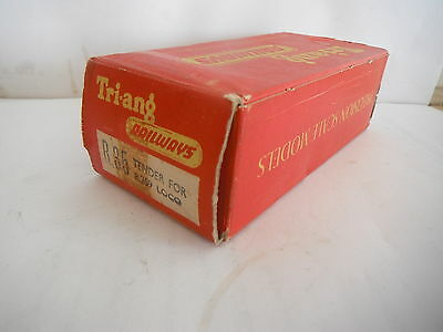 Triang R35 Red Box Only Tender For Princess Loco R259