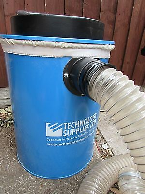 Dust extractor TS2000 BY technology supplies