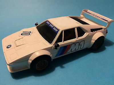 Scalextric Exin Bmw M1 Blanco Lote 4