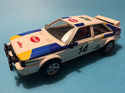 Scalextric Exin Audi 4 Bbs Lote 16