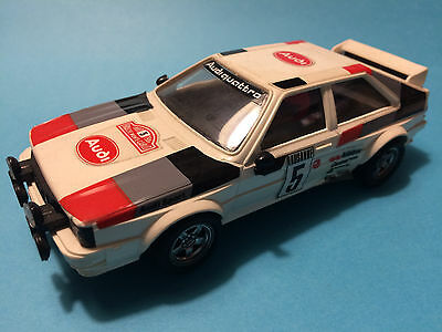 Scalextric Exin Audi 4 Lote 17