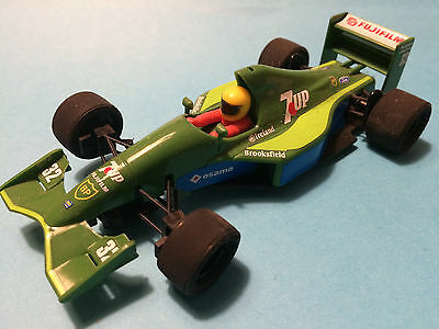 Scalextric Exin Jordan F1 7Up  Lote 27
