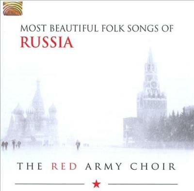 The Red Army Choir - The Most Beautiful Folk Songs Of Russia New Cd