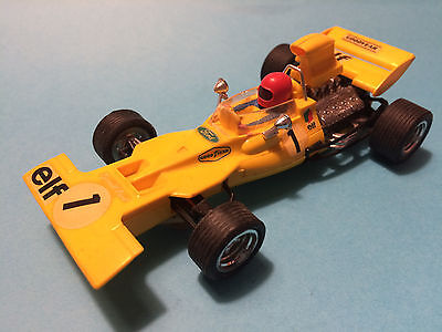 Scalextric Exin Tyrrell Ford Amarillo  Lote 32