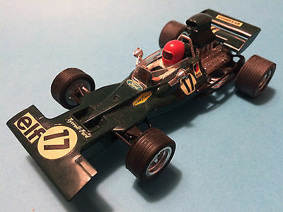 Scalextric Exin Tyrrell Ford Verde Lote 34