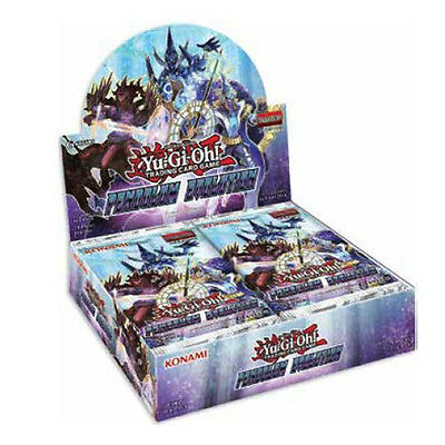 Yu-Gi-Oh! Pendulum Evolution Booster Box (24 Boosters) brand new and sealed box