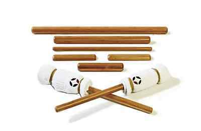 VULSINI 8 Piece Bamboo Stick Set