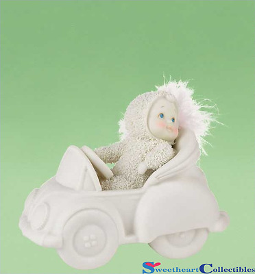 Department 56 Snowbabies You Go Girl! 4026398 Retired