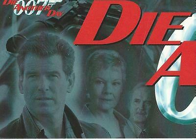James Bond Rittenhouse Die Another Day Card Set (90 cards)
