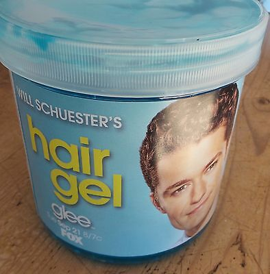 Glee Tv Show Promo Promotional Oversized Tub Of Hair Gel
