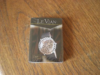 Le Vian Deck Of Playing Cards Sealed
