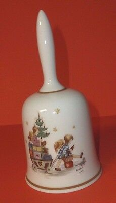 1980 Schmid Brothers Bell / Limited Edition / Collectible / West Germany / Nice