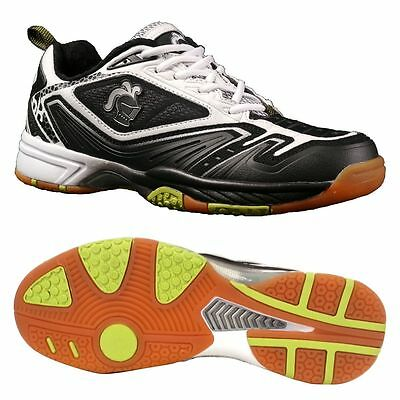 Black Knight Reactor Mens Indoor Court Badminton / Squash Shoes