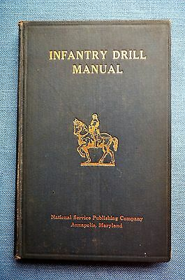 Infantry Drill Manual, By United States Infantry Association, 1928