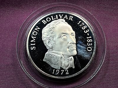 T2: World Coin Panama 1972 20 Balboa