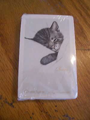 "Vintage Chesapeake Line ""Chessie"" Playing Cards in Box unopened complete"