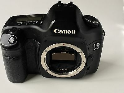 Canon EOS 5D Film Camera Body - Excellent Condition