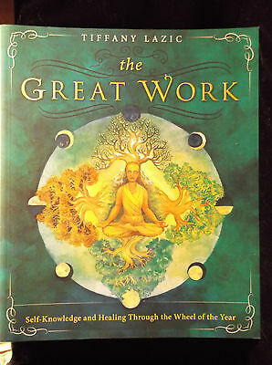 Brand New! The Great Work Self-Knowledge & Healing Wheel Of The Year Sabbats