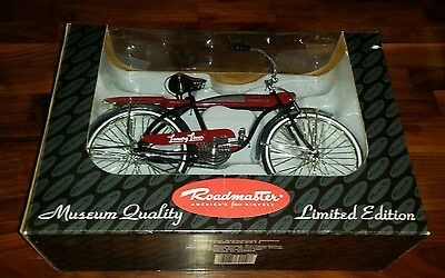 Brunswick Roadmaster Museum Quality Luxury Liner Die-cast Bicycle 1:6 Scale NIB