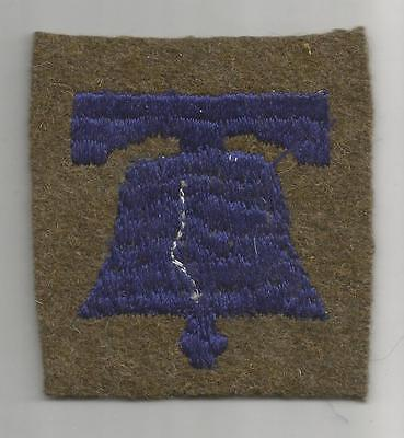 Book Of Dreams WW 1 US Army 76th Division Patch Inv# A507