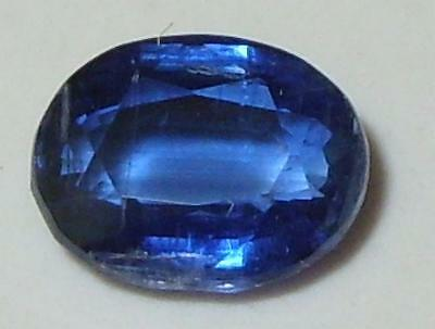2.92ct Beautiful Top Quality Nepal Blue Kyanite Oval Cut 9x7mm SPECIAL