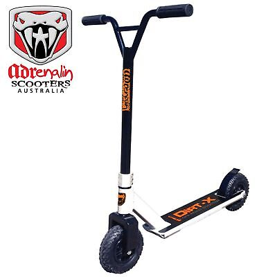 Adrenalin Dirt X Off Road Scooter White