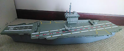 """Aircraft Carrier Toy - 30"""" long - Lights and 3 Sounds!!"""