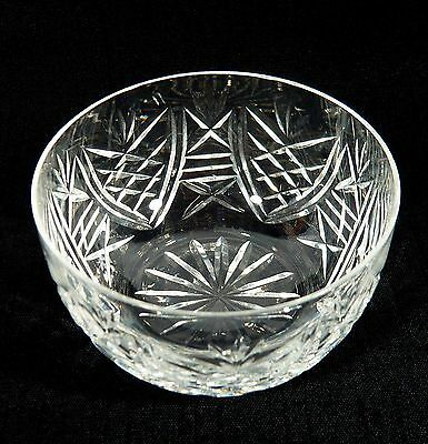 WATERFORD CRYSTAL CLARE Pattern 4 inch Finger Bowl