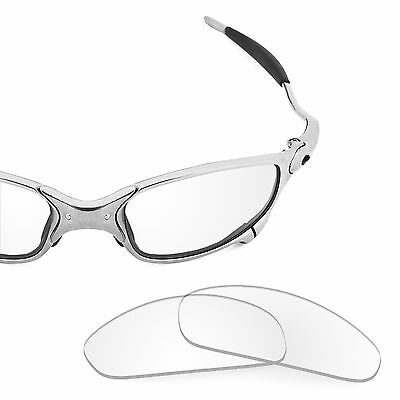 Revant Crystal Clear Replacement Lenses for Oakley Juliet