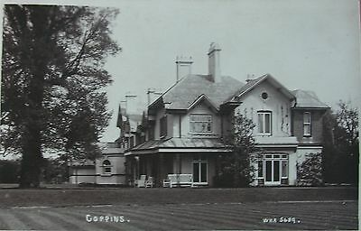 COPPINS IVER BUCKINGHAMSHIRE 1932 WHA RP PC No5689