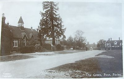 The School House & Green Penn Buckinghamshire Early Rp Pc