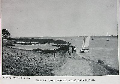 Site For Convalescent Home Osea Island Essex Early Pb Pc