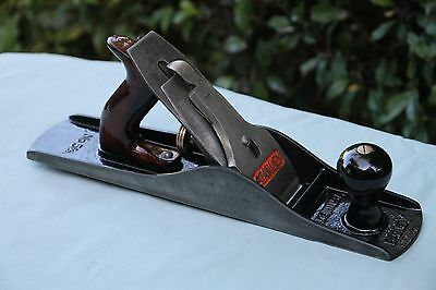 Vintage Stanley No.5 1/2 Hand Plane. Made in USA . Nice old tool