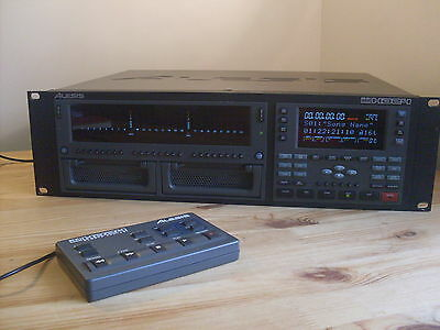 Alesis Adat Hd24 24 Track 320Gb Recorder With Remote Control & Free Uk Shipping