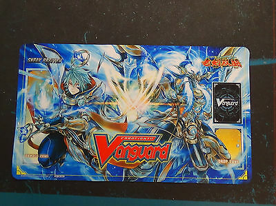 Cardfight Vanguard Playmat - BT16 Legion of Dragon and Blades Sneak Preview