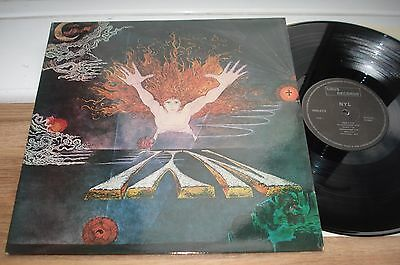 Nyl S/T 1ST PRESS!! SUPERB AUDIO! LIGHT PLAYS ONLY! ORIGINAL 1976 URUS LP