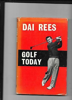 Dai Rees  Golf Today