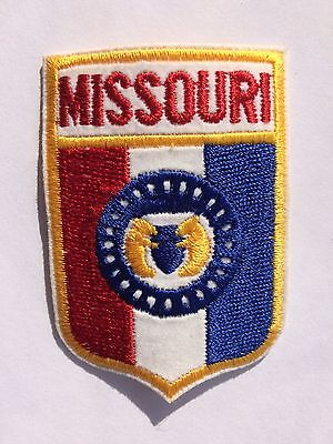 MISSOURI  Patch-  Advertising/Travel/ Tourism  Collectible...Free Shipping- USA