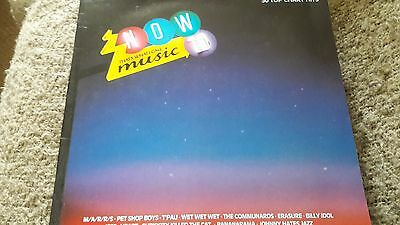 Various – Now That's What I Call Music 10 2x Vinyl LP Virgin NOW10 30/32