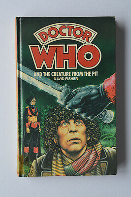 Doctor Who And The Creature From The Pit W H Allen (Hb)