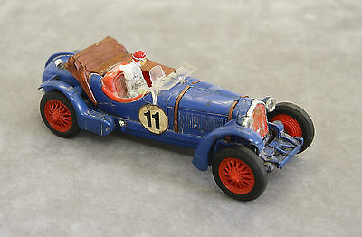 Vintage Tri-ang Scalextric MM/C65 21HP ALFA ROMEO - Good Working RX Motor