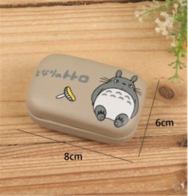 1pc Totoro   Contact Lens Box Case Japanese Anime My Neighbot Totoro
