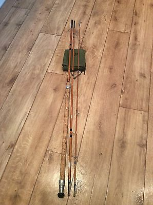 B James Olympic Cane Rod Refurbished By Paul Cook