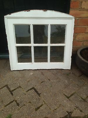 Reclaimed Victorian Window