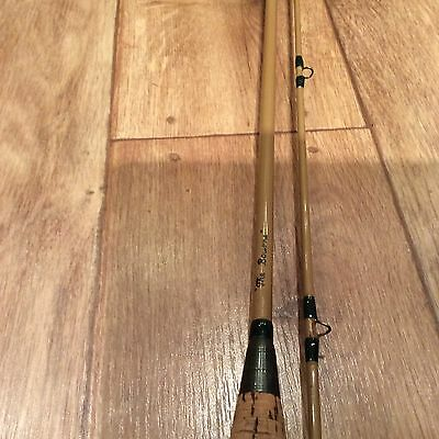 Accles & Pollock 'The Bourne' Vintage Fly Fishing Rod
