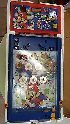 Nintendo N64 Super Mario 64 Collectible Pinball Machine Table Top