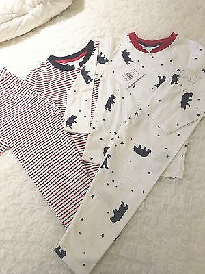 the little white company boys Brand New With Tags Pjs Age 2-3