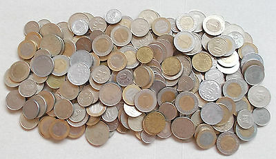 TURKEY Bulk / Job Lot of 1.8Kg of Mixed Obsolete Turkish Coins